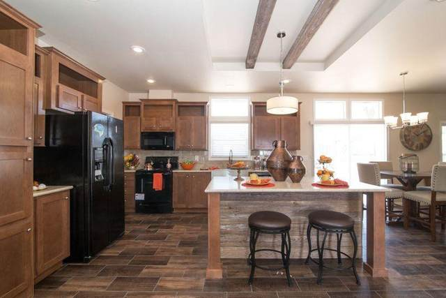 1741 Desert Vista Drive, Espanola, NM 87532 (MLS #981237) :: The Buchman Group