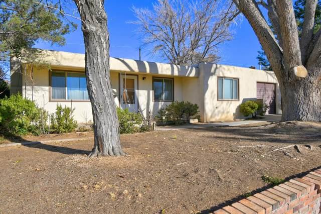 9423 Morrow Avenue NE, Albuquerque, NM 87112 (MLS #981251) :: Sandi Pressley Team