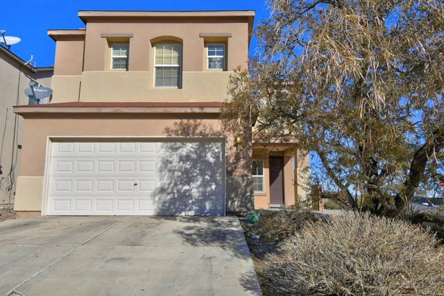 7939 Brady Road NW, Albuquerque, NM 87120 (MLS #981264) :: The Bigelow Team / Red Fox Realty