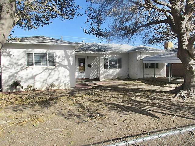 332 60TH Street NW, Albuquerque, NM 87105 (MLS #981268) :: The Bigelow Team / Red Fox Realty
