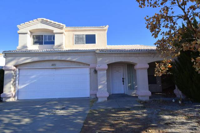 257 Nicklaus Drive SE, Rio Rancho, NM 87124 (MLS #981282) :: The Bigelow Team / Red Fox Realty