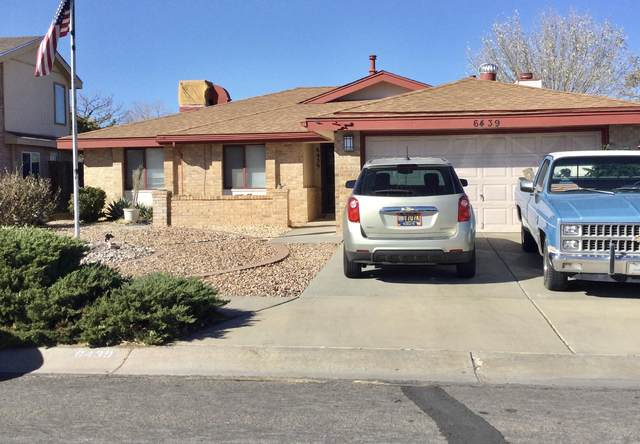 6439 Lamy Street NW, Albuquerque, NM 87120 (MLS #981285) :: The Bigelow Team / Red Fox Realty