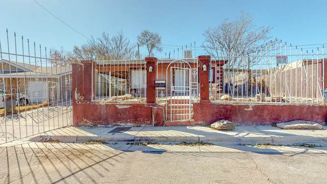 235 56TH Street NW, Albuquerque, NM 87105 (MLS #981286) :: The Bigelow Team / Red Fox Realty