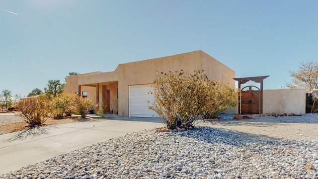 107 Colorado Mountain Road NE, Rio Rancho, NM 87124 (MLS #981288) :: The Bigelow Team / Red Fox Realty