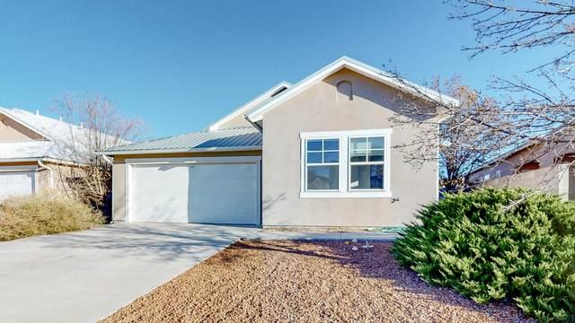 481 Minturn Loop NE, Rio Rancho, NM 87124 (MLS #981297) :: The Bigelow Team / Red Fox Realty