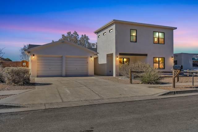 1111 Monte Alto Court NE, Albuquerque, NM 87123 (MLS #981319) :: Berkshire Hathaway HomeServices Santa Fe Real Estate