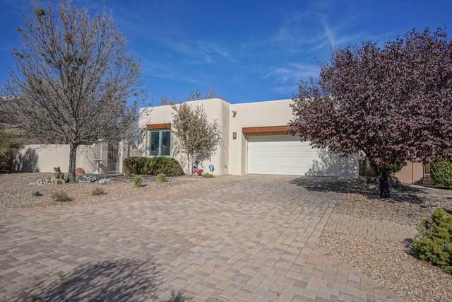 5940 Mesa Vista Trail NW, Albuquerque, NM 87120 (MLS #981332) :: The Bigelow Team / Red Fox Realty