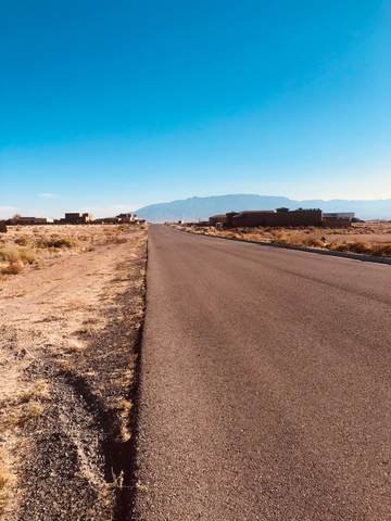 Ciruela Road NW #17, Albuquerque, NM 87120 (MLS #981336) :: The Bigelow Team / Red Fox Realty