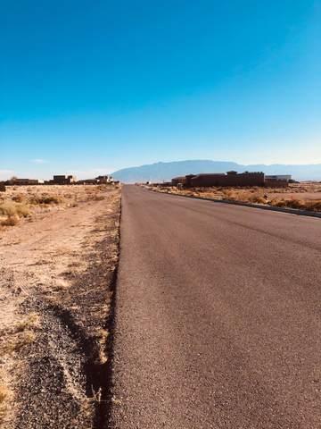Ciruela Road NW #17, Albuquerque, NM 87120 (MLS #981339) :: The Bigelow Team / Red Fox Realty