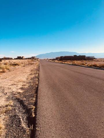 Kimmick Drive NW #17, Albuquerque, NM 87120 (MLS #981343) :: The Bigelow Team / Red Fox Realty