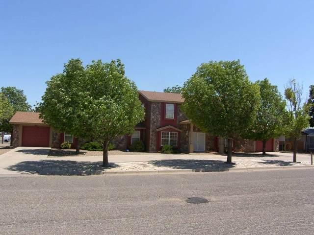 2302 S 2ND Street, Tucumcari, NM 88401 (MLS #981357) :: The Buchman Group