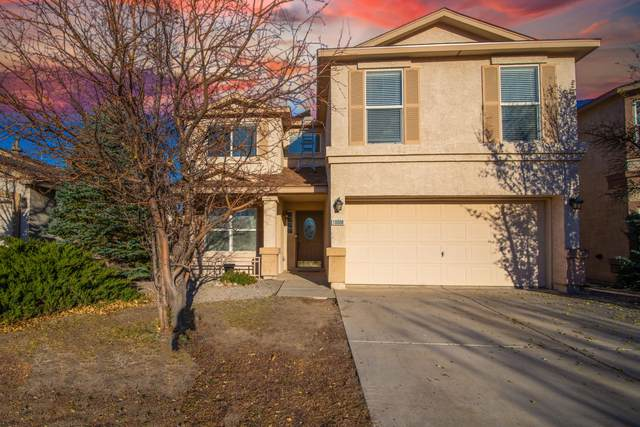 10008 Calle Canta NW, Albuquerque, NM 87114 (MLS #981394) :: Campbell & Campbell Real Estate Services