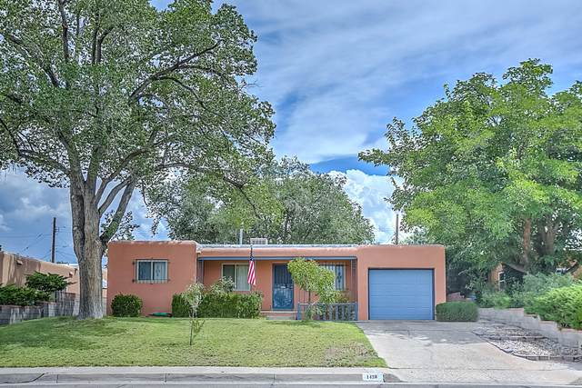 1428 Jefferson Street NE, Albuquerque, NM 87110 (MLS #981420) :: Campbell & Campbell Real Estate Services
