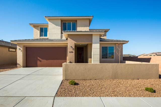 6101 Wyeth Drive SE, Albuquerque, NM 87106 (MLS #981428) :: The Buchman Group