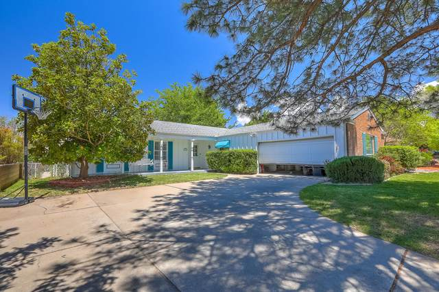 6805 Barber Place NE, Albuquerque, NM 87109 (MLS #981438) :: Campbell & Campbell Real Estate Services