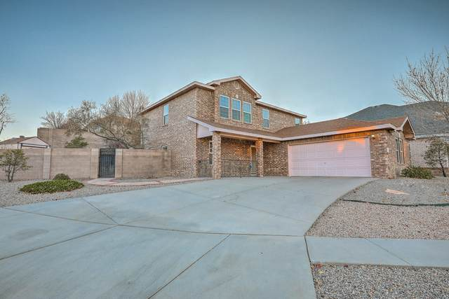 4700 Sandpoint Road NW, Albuquerque, NM 87114 (MLS #981449) :: Campbell & Campbell Real Estate Services