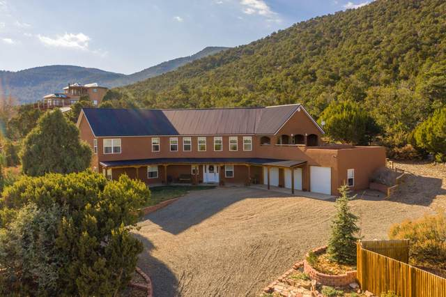 151 Skyline Road, Sandia Park, NM 87047 (MLS #981451) :: Campbell & Campbell Real Estate Services