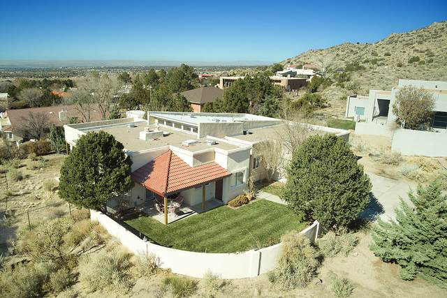 1505 Arenas Place SE, Albuquerque, NM 87123 (MLS #981452) :: The Bigelow Team / Red Fox Realty