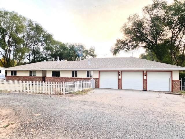 9 Loboy Drive, Peralta, NM 87042 (MLS #981459) :: Berkshire Hathaway HomeServices Santa Fe Real Estate