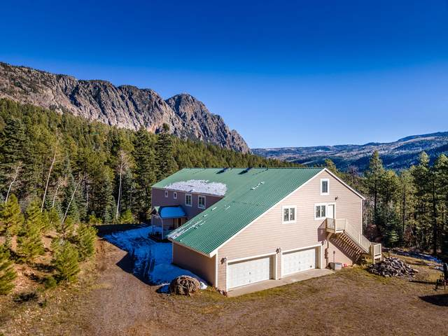 2 Canyons End, Chama, NM 87520 (MLS #981467) :: The Buchman Group