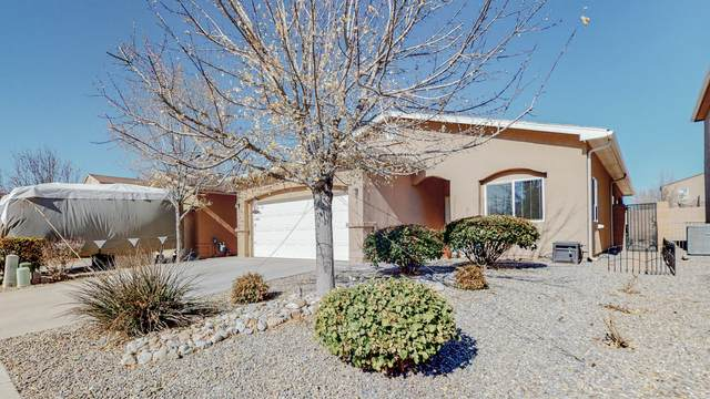 4032 Oasis Springs Road NE, Rio Rancho, NM 87144 (MLS #981481) :: Berkshire Hathaway HomeServices Santa Fe Real Estate