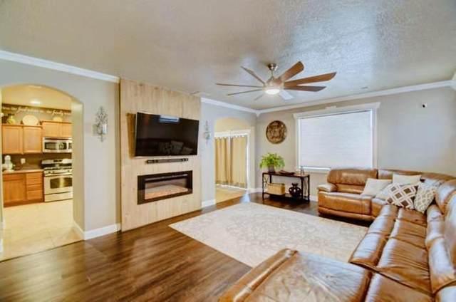 11908 Harrington Road SE, Albuquerque, NM 87123 (MLS #981493) :: Sandi Pressley Team