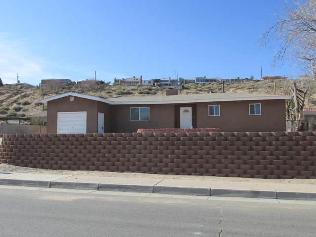 331 53RD Street NW, Albuquerque, NM 87105 (MLS #981530) :: The Buchman Group