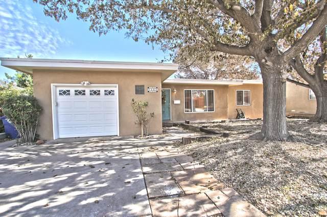 432 Sierra Drive SE, Albuquerque, NM 87108 (MLS #981532) :: The Buchman Group