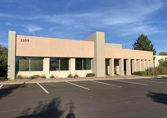 1109 Rhode Island Street NE, Albuquerque, NM 87110 (MLS #981580) :: Campbell & Campbell Real Estate Services