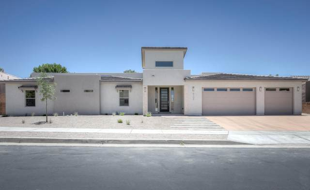 8108 Via Alegra NE, Albuquerque, NM 87122 (MLS #981582) :: Sandi Pressley Team
