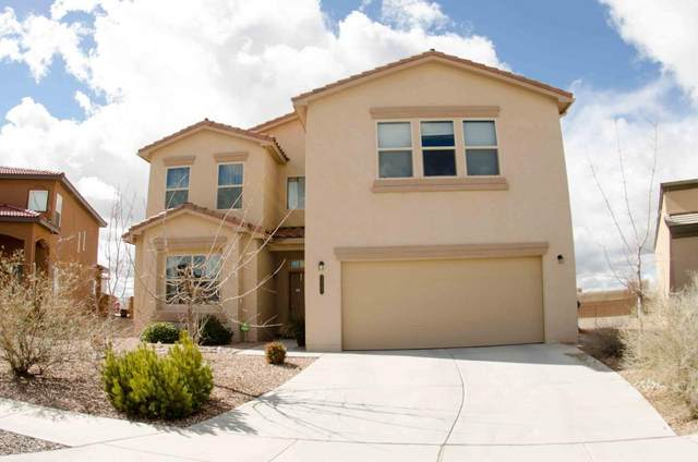 2027 Northlands Drive SE, Albuquerque, NM 87123 (MLS #981592) :: Sandi Pressley Team