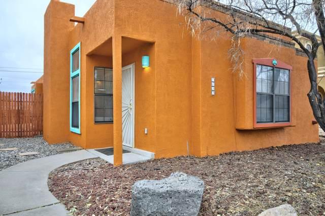 7632 Redwood Drive NW, Albuquerque, NM 87120 (MLS #981598) :: Sandi Pressley Team