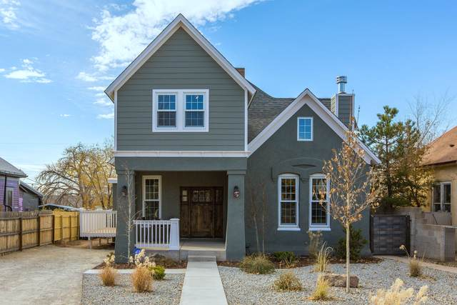 617 Walter Street SE, Albuquerque, NM 87102 (MLS #981602) :: Campbell & Campbell Real Estate Services