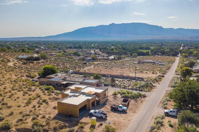1584 W Ella Drive, Corrales, NM 87048 (MLS #981605) :: Campbell & Campbell Real Estate Services