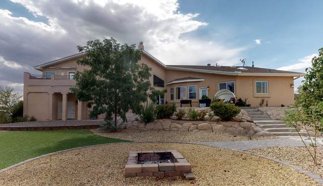 1720 Coulter Street NE, Rio Rancho, NM 87144 (MLS #981607) :: Sandi Pressley Team