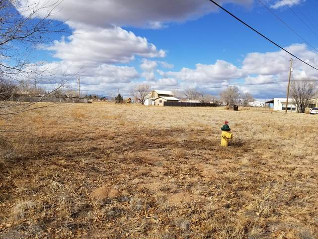 111 Tingley Avenue, Moriarty, NM 87035 (MLS #981621) :: The Buchman Group