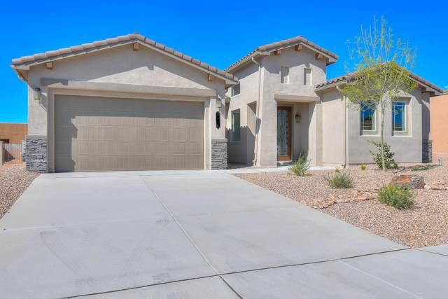 6209 Redroot Street NW, Albuquerque, NM 87120 (MLS #981637) :: The Buchman Group