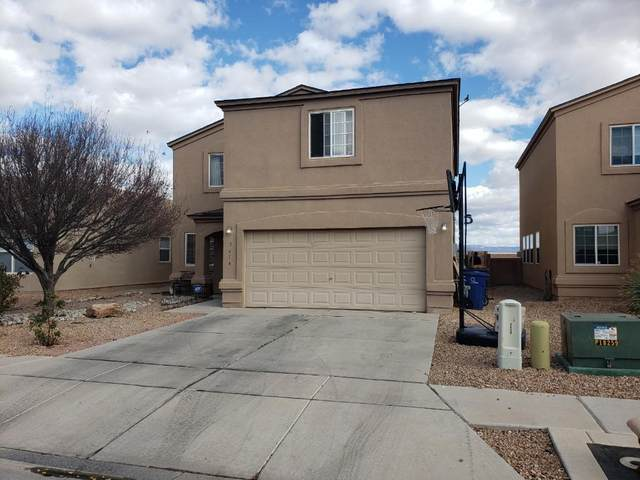 3416 Mata Ortiz Drive SW, Albuquerque, NM 87121 (MLS #981647) :: The Bigelow Team / Red Fox Realty