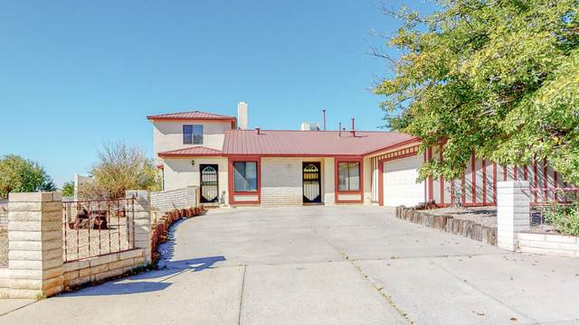 4701 Eric Drive NE, Albuquerque, NM 87109 (MLS #981649) :: The Bigelow Team / Red Fox Realty