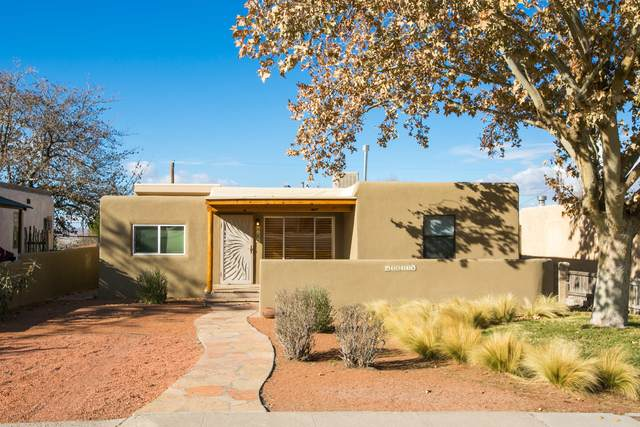 1613 Princeton Drive SE, Albuquerque, NM 87106 (MLS #981651) :: The Bigelow Team / Red Fox Realty