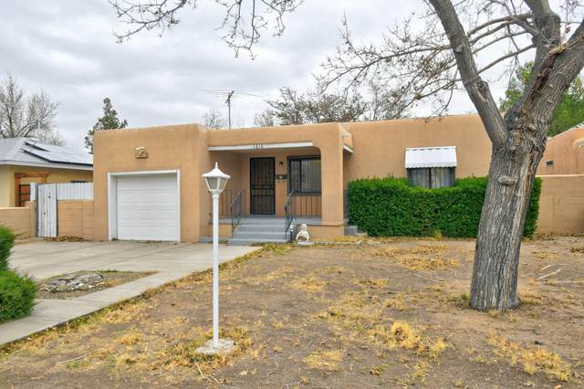 1216 Lafayette Drive NE, Albuquerque, NM 87106 (MLS #981661) :: Campbell & Campbell Real Estate Services