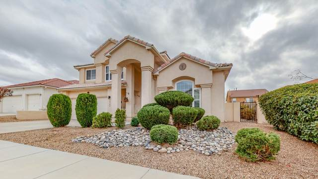6708 Tesoro Place NE, Albuquerque, NM 87113 (MLS #981663) :: Sandi Pressley Team