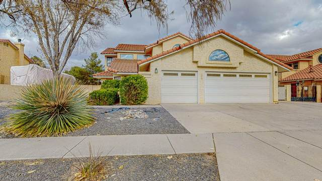 4405 Driftwood Avenue NW, Albuquerque, NM 87114 (MLS #981676) :: Campbell & Campbell Real Estate Services