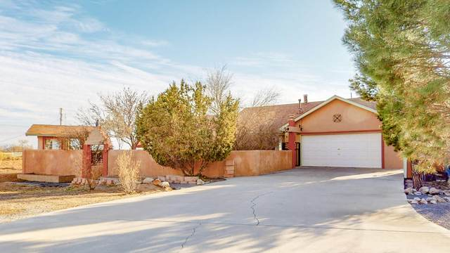 904 Canal Boulevard SW, Los Lunas, NM 87031 (MLS #981692) :: The Buchman Group