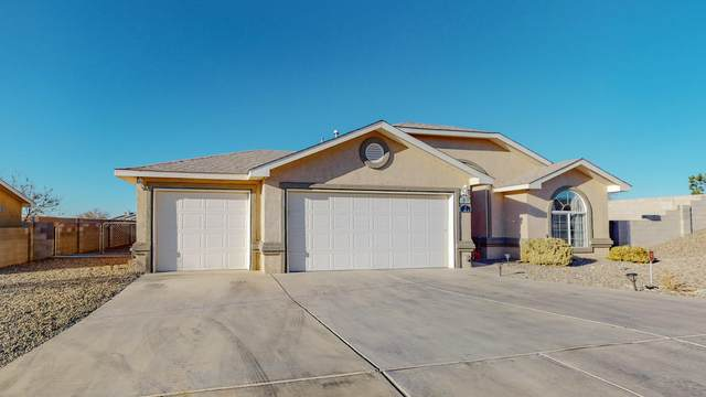 1 Camel Road, Los Lunas, NM 87031 (MLS #981737) :: The Buchman Group