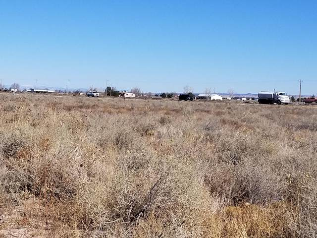 38 Clubhouse Road, Moriarty, NM 87035 (MLS #981754) :: Berkshire Hathaway HomeServices Santa Fe Real Estate
