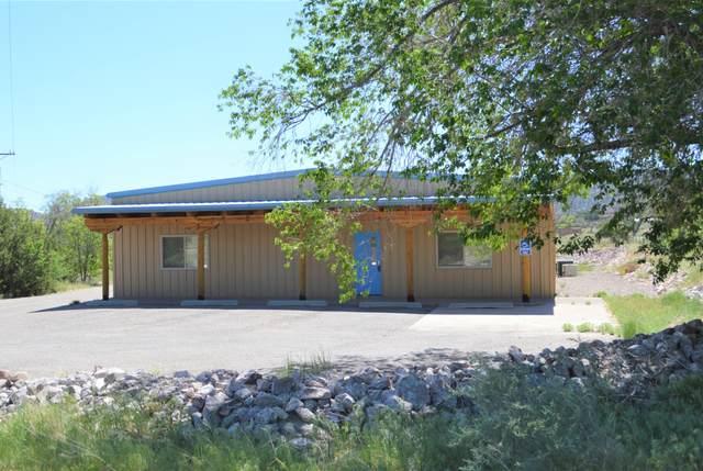 6 Camino De Los Desmontes, Placitas, NM 87043 (MLS #981755) :: Keller Williams Realty