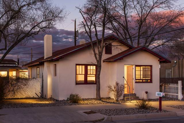1119 Marble Avenue NW, Albuquerque, NM 87102 (MLS #981757) :: Campbell & Campbell Real Estate Services