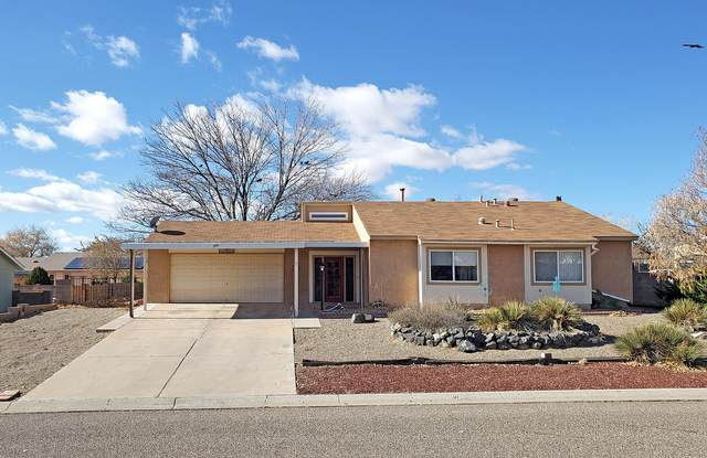 657 Casper Road SE, Rio Rancho, NM 87124 (MLS #981779) :: Berkshire Hathaway HomeServices Santa Fe Real Estate
