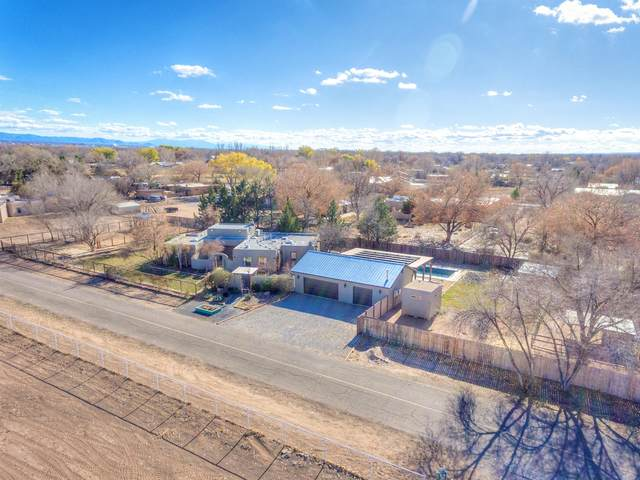 405 Alamos Road, Corrales, NM 87048 (MLS #981791) :: Sandi Pressley Team